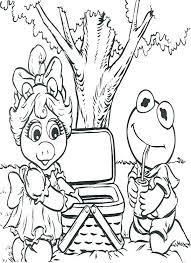 frog pictures to print. Interesting Frog Kermit The Frog Coloring Page Pages Sheets To Print In Pictures L