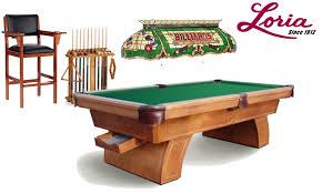 the art deco spartan pool table