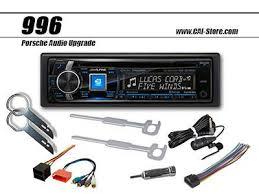 Alpine Porsche Radio 911 \u0026 Boxster CD Player Upgrade, Bluetooth, USB, iPod