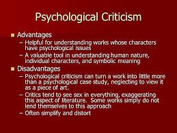 Psychological Criticism Psychological Criticism Rome Fontanacountryinn Com