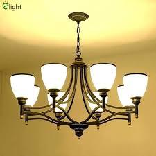 simple chandelier