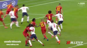 ไฮไลท์บอล ยูฟ่า เนชั่นส์ ลีก อังกฤษ vs เบลเยี่ยม 11-10-63