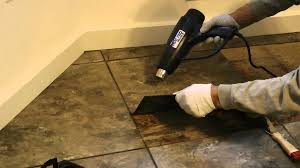 remove diy asbestos floor tile