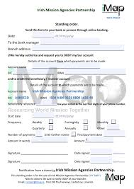 Standing Order To Imap