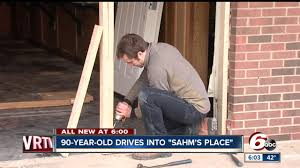 indy restaurant damaged after 90 year old mistakenly hits gas pedal crashes through gl doors