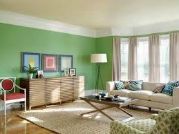 Painting Of Living Room Living Room Living Room With Green Wall Painting And Picture