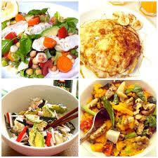 Magere maaltijd recepten