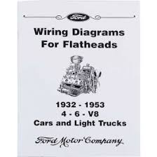 ford ford ford wiring diagrams for flatheads 1932 53 4 6 v8 wiring diagrams for flatheads 1932 53 4 6 v8 ford cars light trucks 10 pages