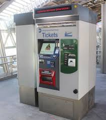 Nj Transit Ticket Vending Machines Gorgeous NYC Subway Guide Getting Into New York City From The Airports