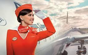 Форма <b>стюардесс</b> Аэрофлота: как менялась одежда самых ...