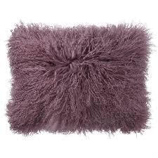 mongolian fur pillow.  Mongolian Scroll To Next Item For Mongolian Fur Pillow O
