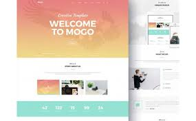 Free Psd Website Templates Fascinating Free PSD Website Templates Available For Download