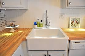 Farmer Sinks Ikea Farm Sink Farmhouse Apron Installation Stainless