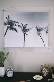 modern diy large floating picture frame
