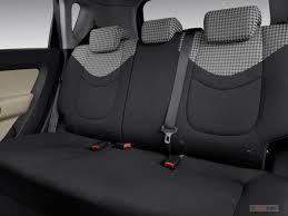 2010 kia soul rear seat