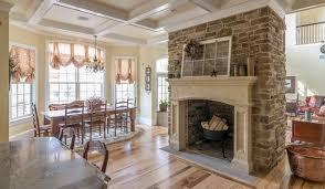 living room comfy stone fireplaces for home interior design naturalnina