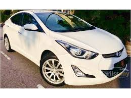 hyundai elantra 2016 white.  White 2016 Hyundai Elantra Premium Sedan And White 6