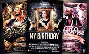 Birthday Flyer Templates Free Impressive Best Birthday Flyer Templates No48 Httpwwwflyermindbest
