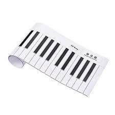 Amazon Com Fingering Version 88 Keys Piano Keyboard