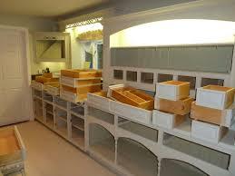 limed oak kitchen units:  p