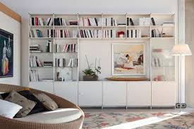 white office bookcase. Versatile And Bright Bookcase For Home Or Office The Pure White U
