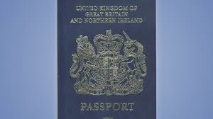British Passport Design After Brexit Uks Post Brexit Passports Set To Be Made By European Company