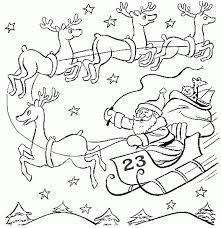 Anti Stress Kleurplaten Advent Kalender 23 December 27