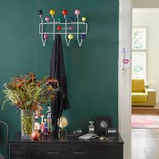 Hang It All Coat Rack Vitra Eames Hang it All coat rack multicolour 100