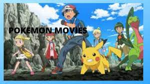 List of Pokemon Movies - Check the Pokemon Movies List, All Movies Name  with Year of Release and More