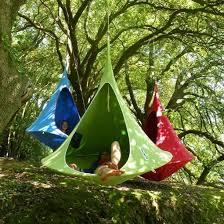 rad hanging swaying comfy tree swing bed