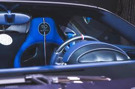 The special chiron gets a body and front constructed from. Bugatti Celebrates 110th Anniversary With Chiron Sport 110 Ans Bugatti Autocar