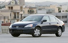 2006 Honda Accord Review Ratings Edmunds