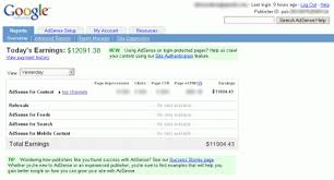 Adsense Of Earnings Google Your Screenshot Fake