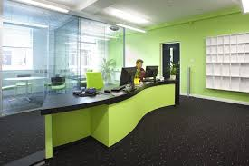 office reception decorating ideas. traditional green wall in office reception area as wells ideas together with decorating