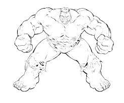 Hulk Coloring Sheet Math Worksheets Multiplication Freethoughtme