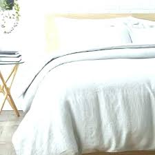 flax linen duvet cover contemporary twin belgian quilt melange review f