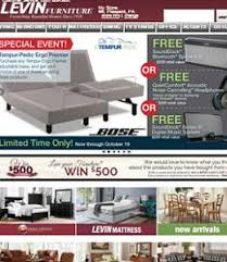 Levin Furniture Black Friday Deals 2016