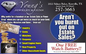 young s jewelry guns hill country savings the original coupon magazine in the texas hill country