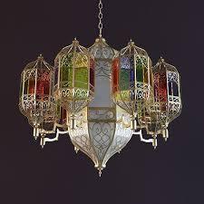 oriental lighting. Oriental Lamp 001s-8 3d Model Max Obj Mtl 3ds Fbx 1 Lighting