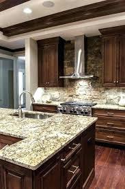 dark backsplash for dark cabinets kitchen dark wood cabinets white cabinets dark counters white tile backsplash