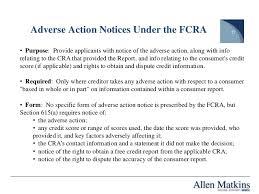 the fcra ecoa and the consumer financial protection bureau 28 638 cb=