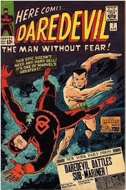 stan lee has been responsible for an awful lot of great marvel ic book stories daredevil 7 marvel ics