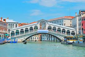 Ai Mori D Oriente Venice In Summer By First Class Rail