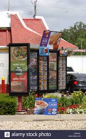 Asian food drive thru