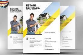 realtor flyers templates realtor flyer template by flyerheroes via behance property flyer