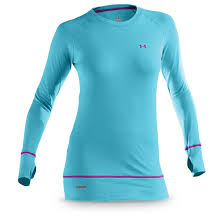 under armour 2 0 base layer. women\u0027s under armour® base 2.0 crew top, bright sky armour 2 0 layer s