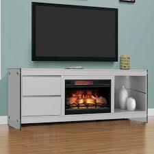 latitude run tukwila 72 tv stand with electric fireplace
