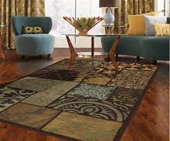 Living Room Rugs Living Room Contemporary Multi Color Living Room Modern Rug
