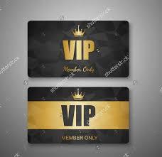 Vip Card Design Sample 15 Membership Card Designs Design Trends Premium Psd