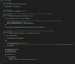 Getting to know the Startup Class of ASP.Net Core MVC – Programming ...